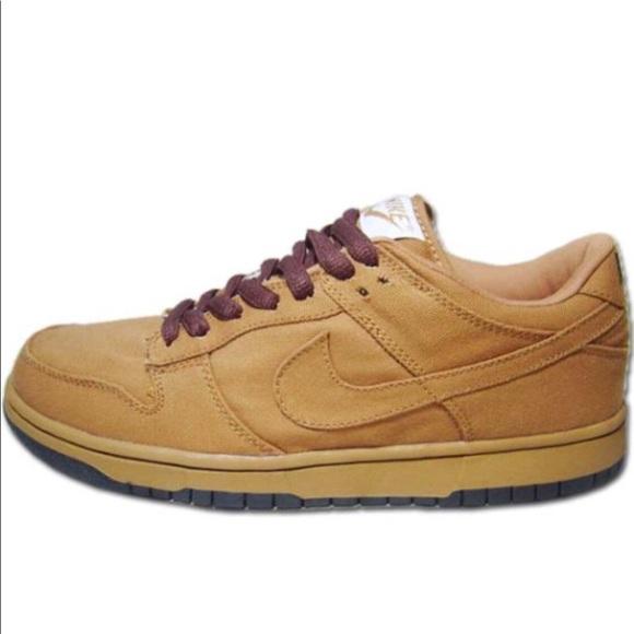 reputable site 570c4 14708 Nike Dunk Low Pro SB - Carhartt Edition